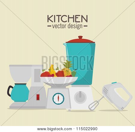 Kitchen dishware utensils