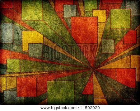 Abstract Modern Art Design Background