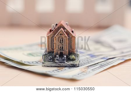 House On Denominations Of Money, The Concept Of Buying A Property