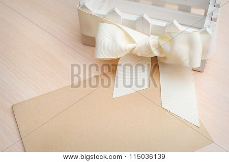 Greeting Card For The Holiday, A Place For Your Text.