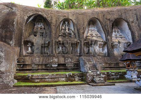 Gunung Kawi Temple In Bali, Indonesia, Asia