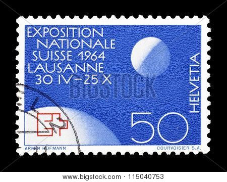 Switzerland 1963