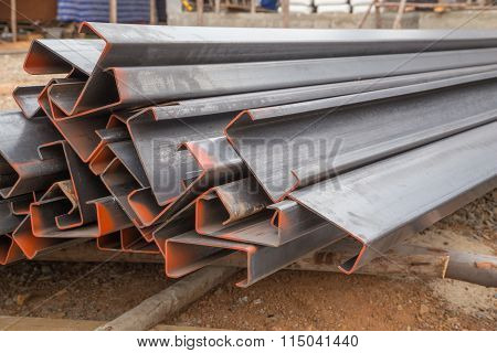Steel Channel (steel C Chanel)