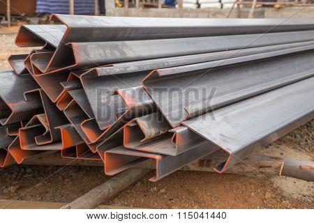 Steel Channel (steel C Chanel)