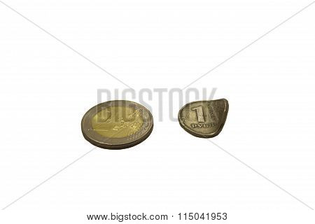 Two Coins Isolated