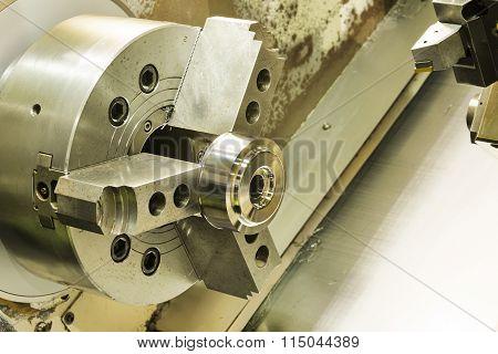 Cnc Lathe Machining Automotive Part