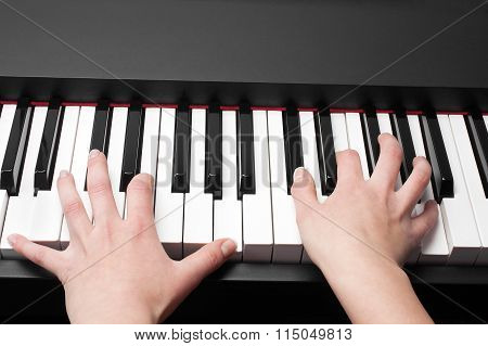 Piano And Two Hands