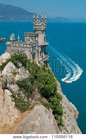 Swallow's Nest - Crimea Symbol