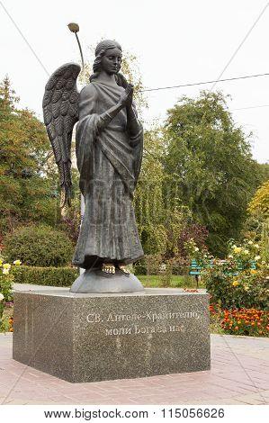Guardian Angel. Volgograd, Russia