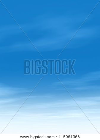 High resolution beautiful blue natural sky with white clouds paradise cloudscape background