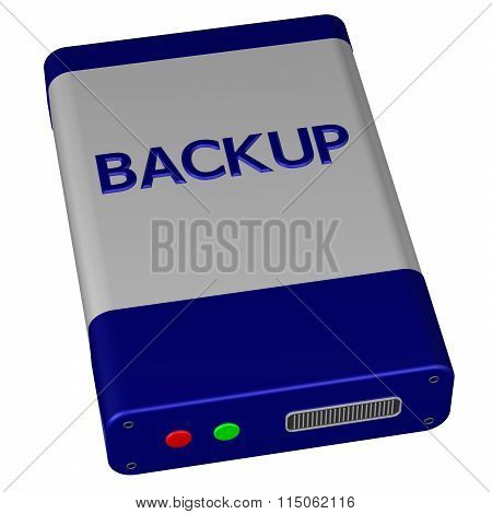 Concept - Backup
