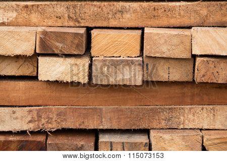 Timber Wood Construction