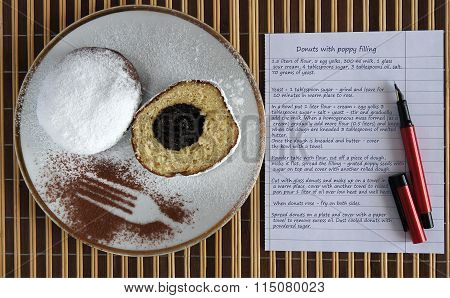 Doughnuts With Recipe