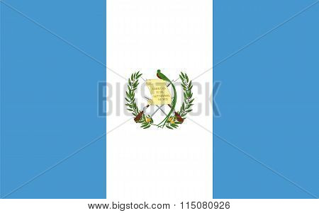 Standard Proportions For Guatemala Flag
