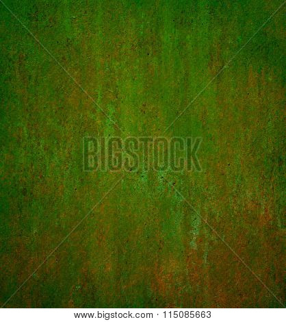 abstract green background  with vintage grunge background texture green paper