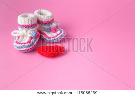 Newborn Small Shoe