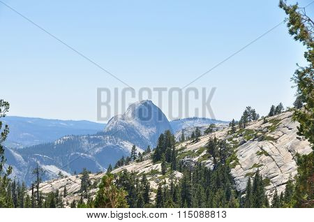 Yosemite's Half Dome, California