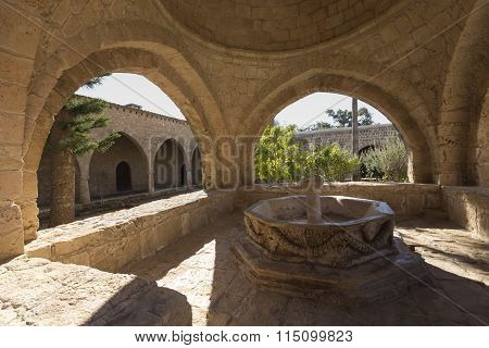 Ayia Napa Monastery, Cyprus. The Cultural Site Most Worth Visiting In The Town, The Present Building