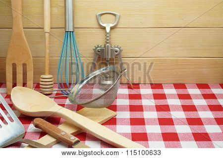 Cooking And Serving Utensils