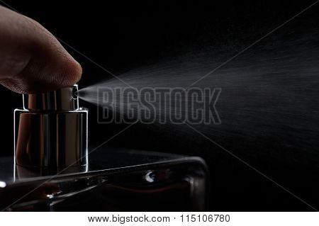 Nozzle Spray Perume