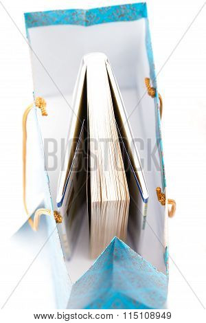 Book In Gift Bag