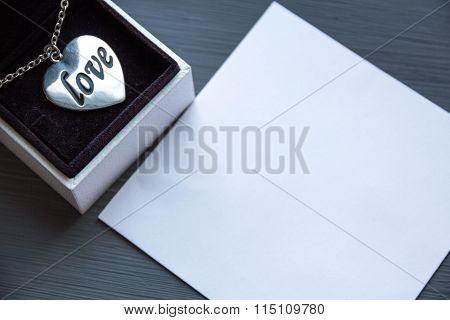 a Valentine's day present