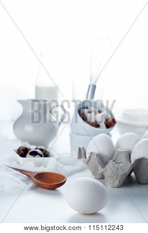Eggs And Cooking