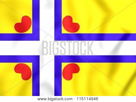 All Frisian Flag, Scandinavian Cross.
