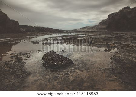 Volcanic Puddle
