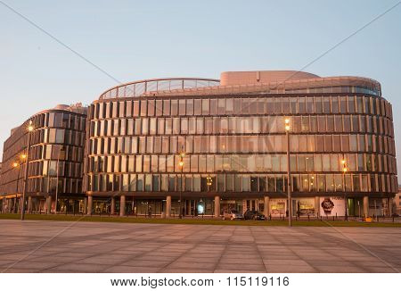 Regus Warsaw Metropolitan - Office Center