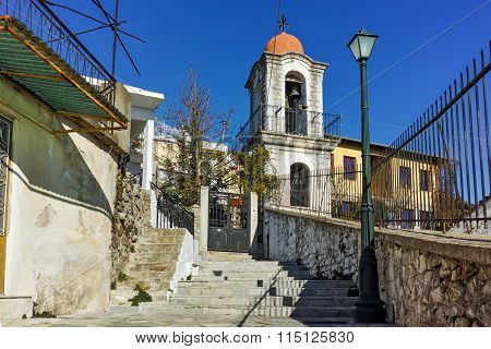 old orthodox church in old town of Xanthi, East Macedonia and Thrace