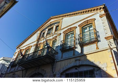 house in old town of Xanthi, East Macedonia and Thrace