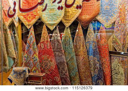 Yazd window shop