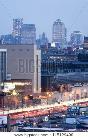 Pier 81 In Manhattan