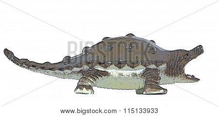Dino Sauropelta