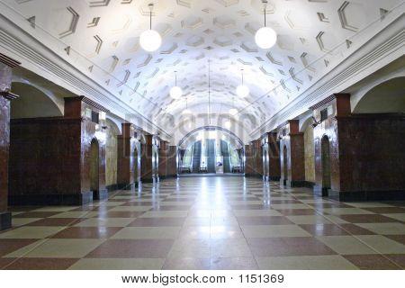 Subway Station 4