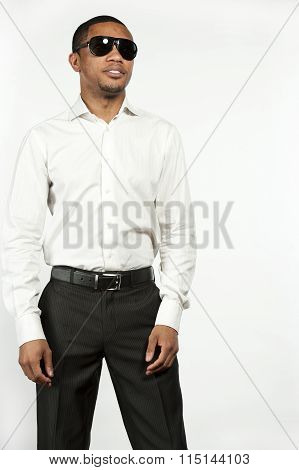 Chic Black Male