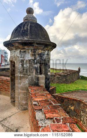 Castillo De San Cristobal - San Juan, Puerto Rico