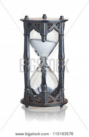 Vintage Hourglass