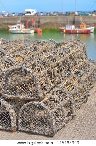 Lobster And Crab Traps