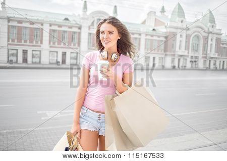 Break After Shopping.