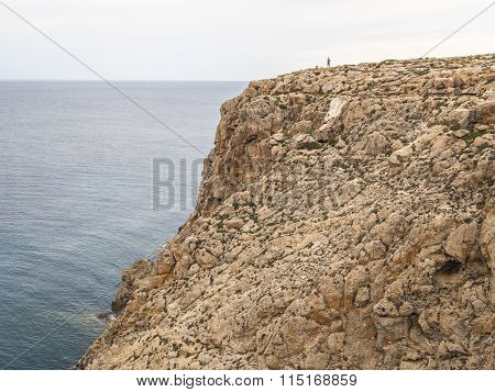 The Guy Over The Cliff