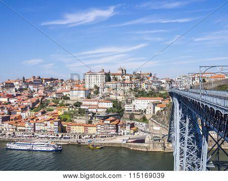 Porto Skyline