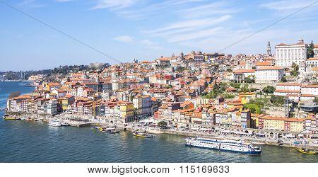 Panoramic Porto