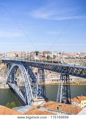 The Bridge Of Porto