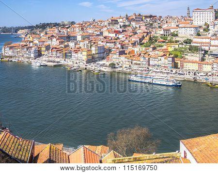 Sunny Day In Porto