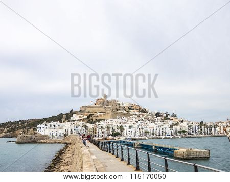 The Old Ibiza City