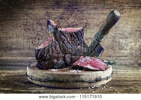 Barbecue Bistecca alla Fiorentina
