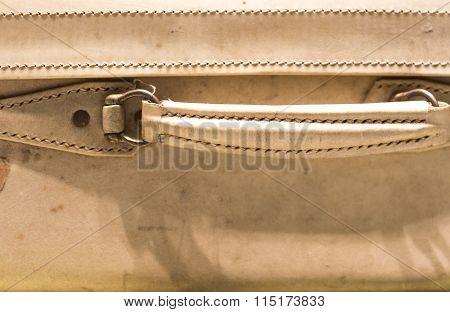 Tatty Suitcase Handle