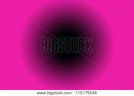 fuchsia with blackhole